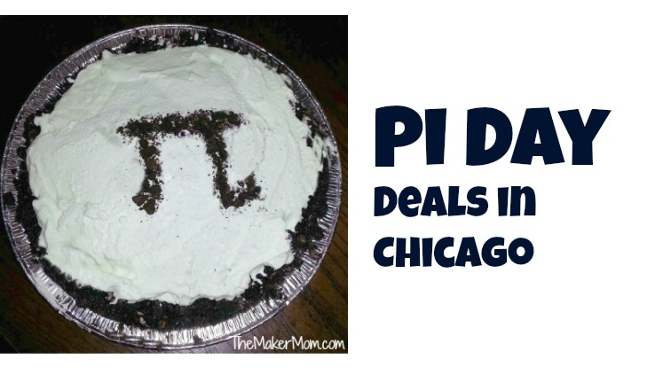 Pi Day Deals in Chicago!
