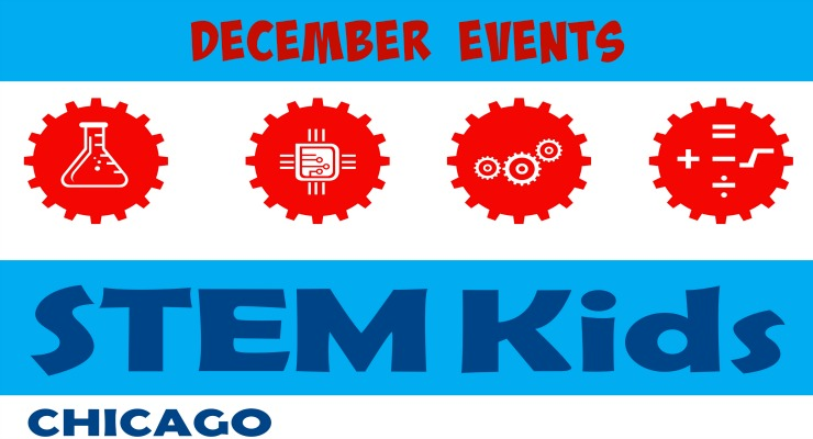 Fun December STEM activities in Chicago