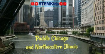 Where to paddle onthe Chicago River and in Northeast Illinois