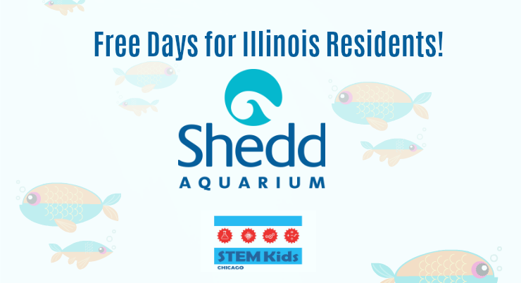 Shedd aquarium free days for illinois residents stem Aquarium free days