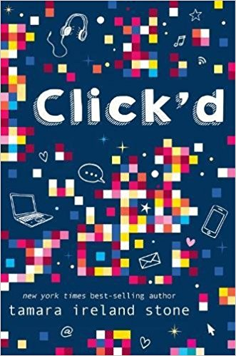 Click'd book for tween girls who like tech