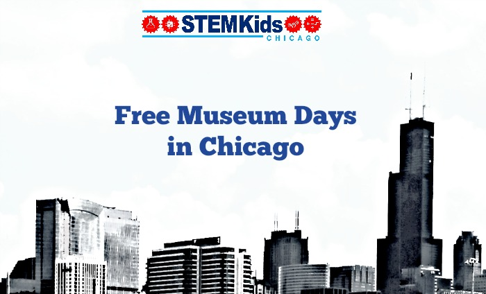Free Museum days and free activities for kids in Chicago