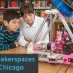 Library Makerspaces near Chicago