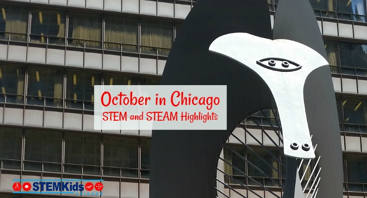 What to do in Chicago in October: STEM and STEAM Edition