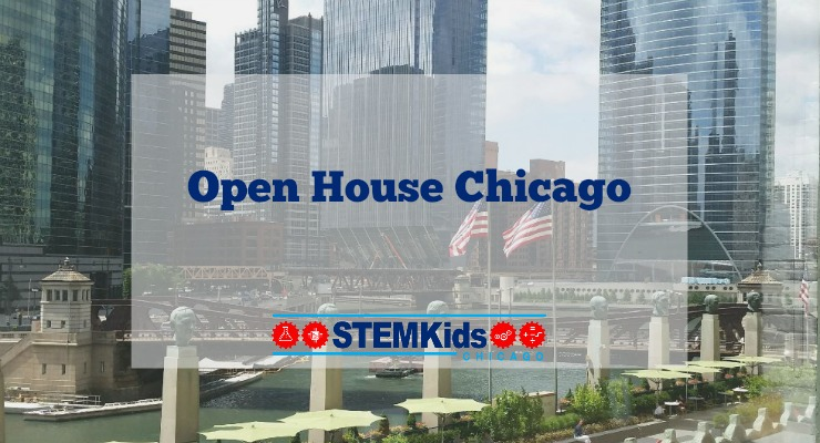 Open House Chicago provides special access to some of the coolest spots in Chicago!