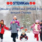 What to do in Jnauary for STEM and STEAM fun