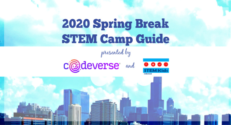Spring Break STEM Camps Chicago