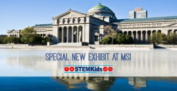 New exhibit at MSI, Museum of Science and Industry in Chicago