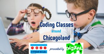 coding classes for kids Chicago