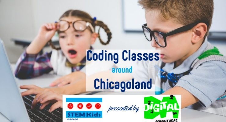 10 Best Coding Classes for Kids around Chicago
