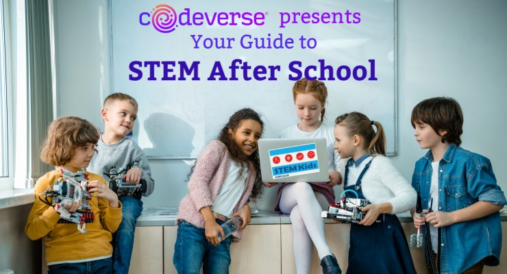 STEM after school Chicago metro near me